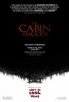 The Cabin in the Woods movie poster (2012) picture MOV_e6bd223c