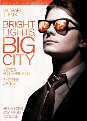Bright Lights, Big City movie poster (1988) poster MOV_e6c04304