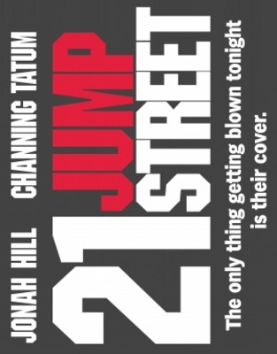 21 Jump Street movie poster (2012) poster MOV_e6c13294
