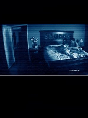 Paranormal Activity movie poster (2007) poster MOV_e6c1c378