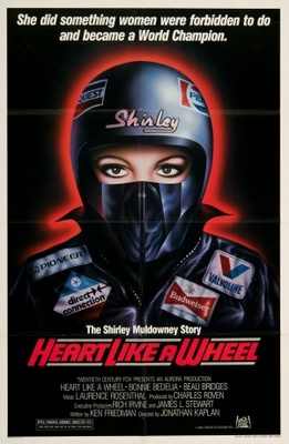 Heart Like a Wheel movie poster (1983) poster MOV_e6c7c45d