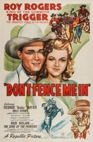 Don't Fence Me In movie poster (1945) picture MOV_e6cc3bf1