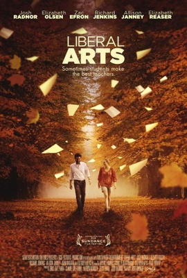 Liberal Arts movie poster (2012) poster MOV_e6cc8d03