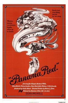 Panama Red movie poster (1976) poster MOV_e6cf34cb