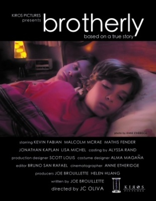 Brotherly movie poster (2008) poster MOV_e6d66cd6