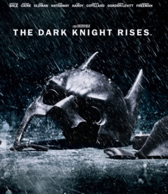 The Dark Knight Rises movie poster (2012) poster MOV_e6d7de6c