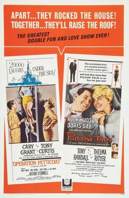 Pillow Talk movie poster (1959) poster MOV_e6d877ec