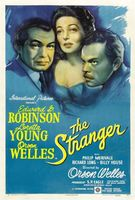 The Stranger movie poster (1946) picture MOV_fbd7a2bb