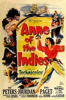 Anne of the Indies movie poster (1951) picture MOV_e6e28a44