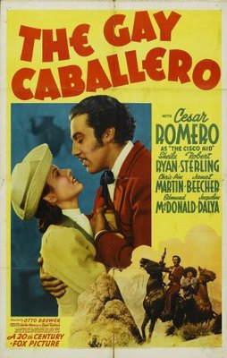 The Gay Caballero movie poster (1940) poster MOV_e6eda308