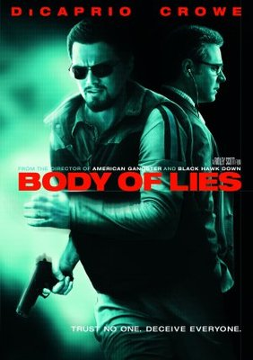 Body of Lies movie poster (2008) poster MOV_e6f136b9