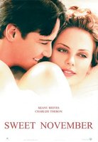Sweet November movie poster (2001) picture MOV_e6fbe31d