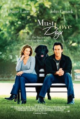 Must Love Dogs movie poster (2005) poster MOV_e6fca456