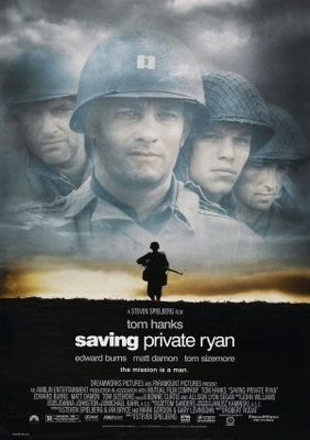 Saving Private Ryan movie poster (1998) poster MOV_e70398d8