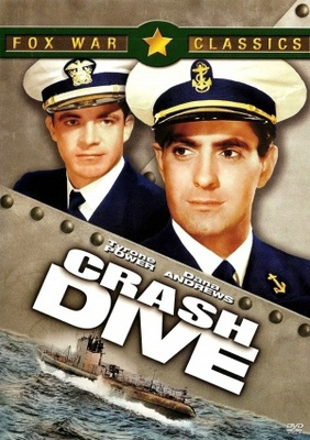 Crash Dive movie poster (1943) poster MOV_e7040d20
