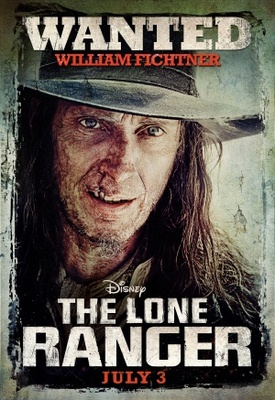 The Lone Ranger movie poster (2013) poster MOV_e705d0e1