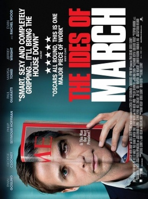 The Ides of March movie poster (2011) poster MOV_e706ce44
