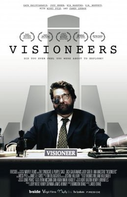Visioneers movie poster (2008) poster MOV_e70e28b2