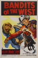 Bandits of the West movie poster (1953) picture MOV_e70eb621