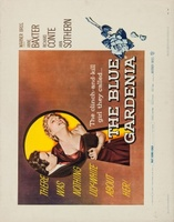 The Blue Gardenia movie poster (1953) picture MOV_e71a026f