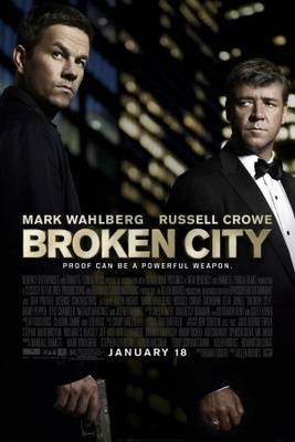 Broken City movie poster (2013) poster MOV_e71f45e8