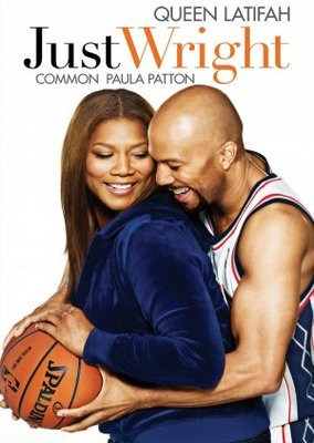 Just Wright movie poster (2010) poster MOV_e72696a3