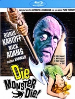 Die, Monster, Die! movie poster (1965) picture MOV_e731d1dc