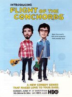 The Flight of the Conchords movie poster (2007) picture MOV_e732ffbe