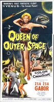 Queen of Outer Space movie poster (1958) picture MOV_e733831b