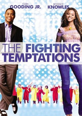 The Fighting Temptations movie poster (2003) poster MOV_e73f4f52