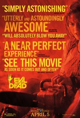 The Evil Dead movie poster (2013) poster MOV_e741f15e