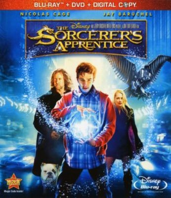 The Sorcerer's Apprentice movie poster (2010) poster MOV_e7465641