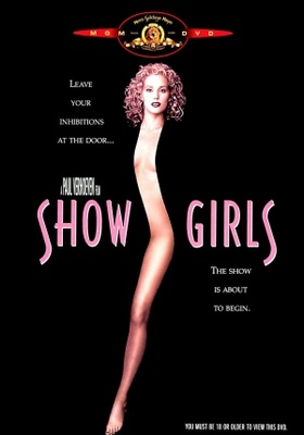 Showgirls movie poster (1995) poster MOV_e74dfbd7