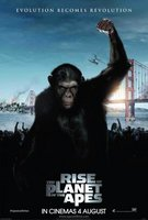 Rise of the Planet of the Apes movie poster (2011) picture MOV_e74f3cfd