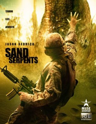Sand Serpents movie poster (2009) poster MOV_e7515808