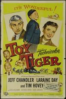 The Toy Tiger movie poster (1956) picture MOV_e75bbf2c