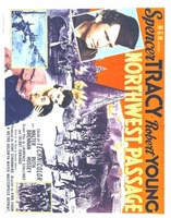 Northwest Passage movie poster (1940) picture MOV_e75e34a2