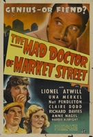 The Mad Doctor of Market Street movie poster (1942) picture MOV_e761556e