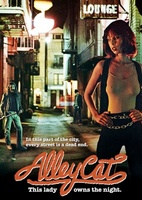 Alley Cat movie poster (1984) picture MOV_807de0af