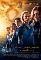 The Mortal Instruments: City of Bones movie poster (2013) picture MOV_e763fb40