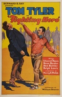 Fighting Hero movie poster (1934) picture MOV_e764f1b1