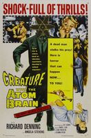 Creature with the Atom Brain movie poster (1955) picture MOV_e767450c