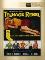 Teenage Rebel movie poster (1956) picture MOV_e76b4c28