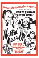 Mantan Messes Up movie poster (1946) picture MOV_e76c0651