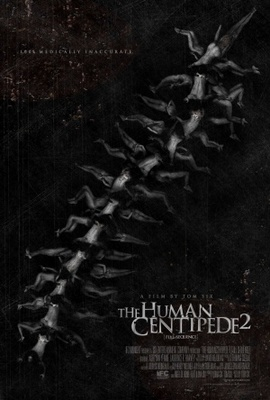 The Human Centipede II (Full Sequence) movie poster (2011) poster MOV_e76d28f7