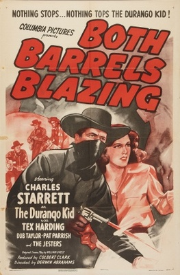 Both Barrels Blazing movie poster (1945) poster MOV_e781eb85