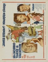 Mr. Hobbs Takes a Vacation movie poster (1962) picture MOV_e78b43b8
