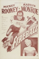The Fireball movie poster (1950) picture MOV_e7928b34