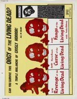 Children Shouldn't Play with Dead Things movie poster (1972) picture MOV_e792ff7e