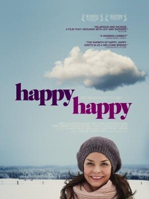 Sykt lykkelig movie poster (2010) poster MOV_e79381f8